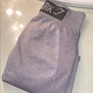 Gymshark Flex Leggings in Blue Gray